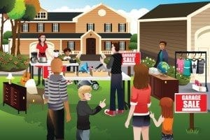 Chestermere Parade of Garage Sales 2021