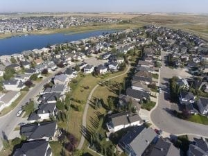 Just listed Chestermere