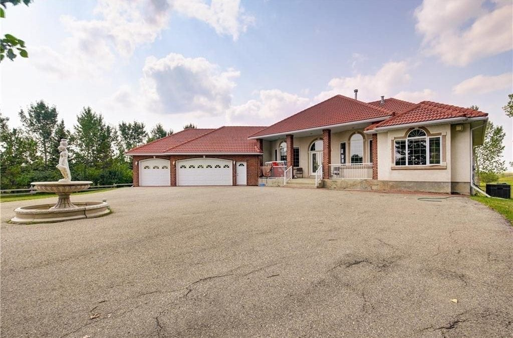 243109 Paradise Road Chestermere