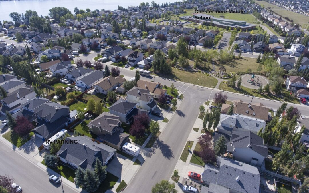 Consider Chestermere For Your Next Home.