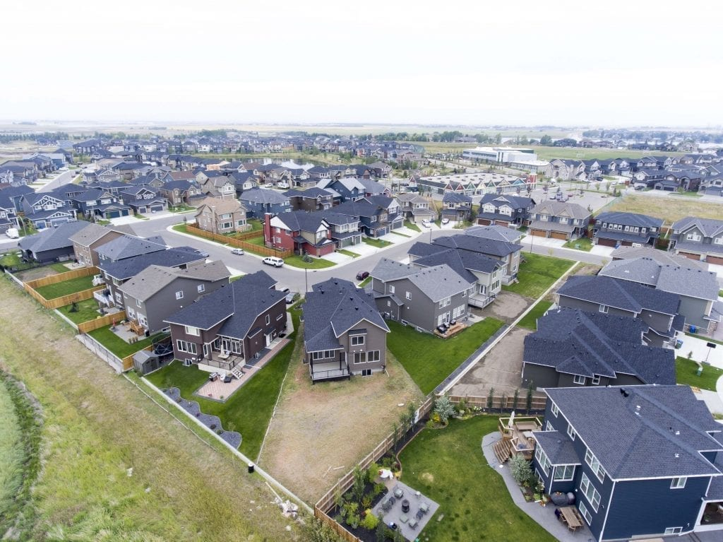 Kinniburgh in Chestermere