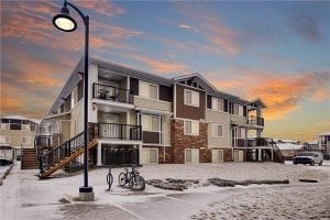 Chestermere Station Apartment Condos