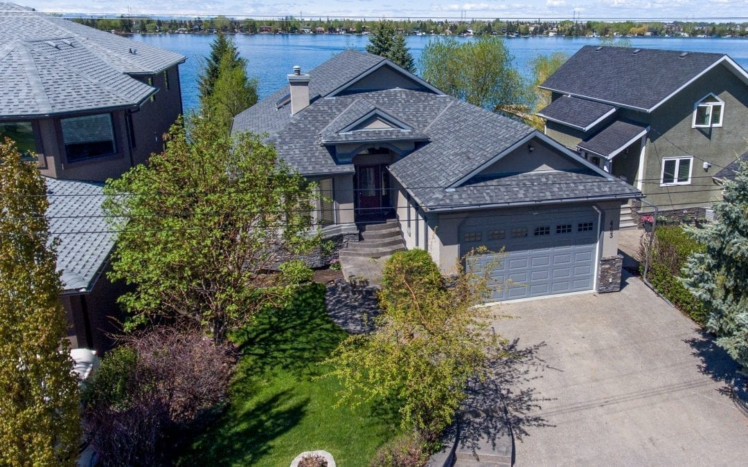 Chestermere Lakefront Bungalow