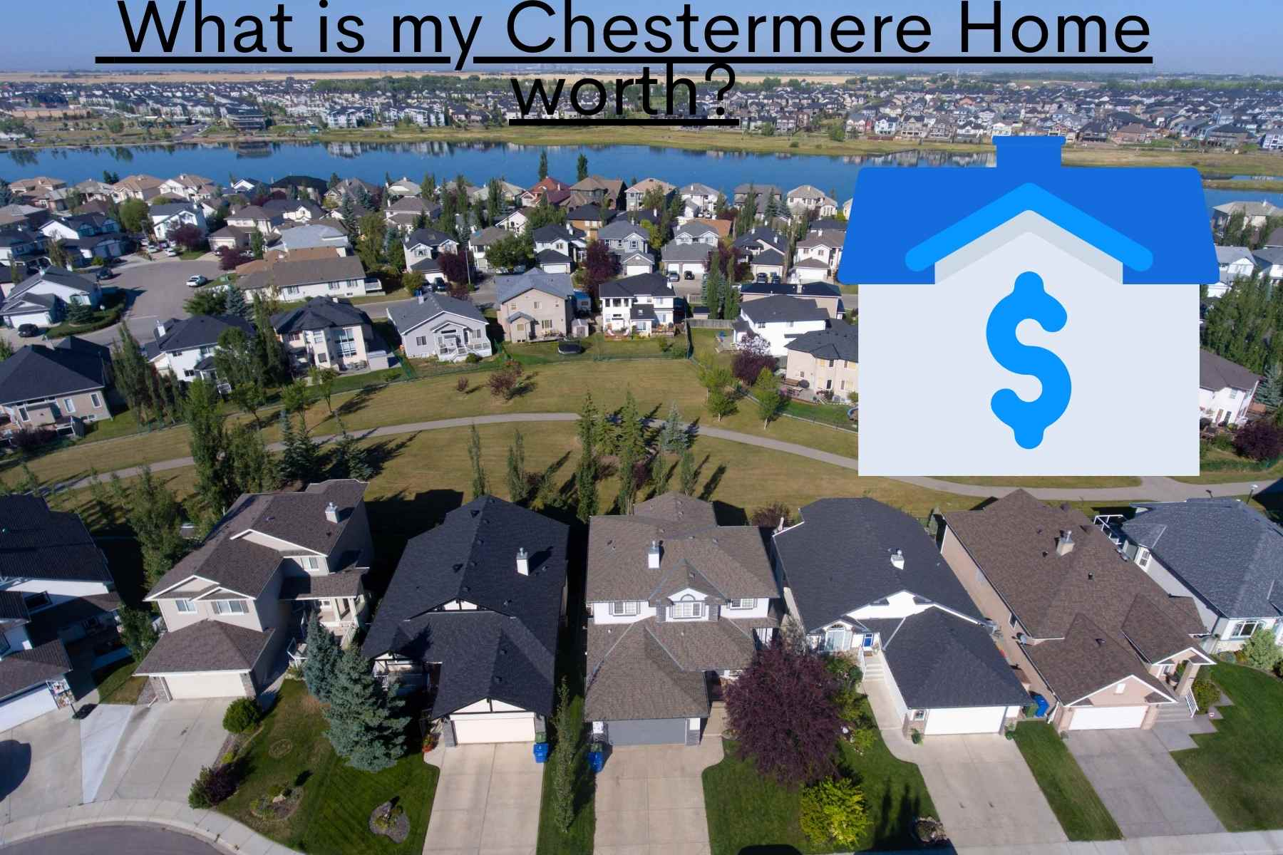 The Cove in Chestermere