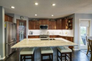 209 West Lakeview Drive Kitchen